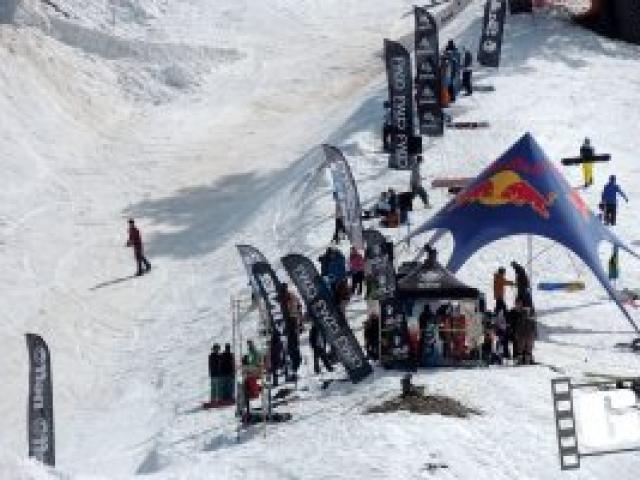 Vasilitsa Ski Center, Βασιλίτσα, Drone Video, εναέριο βίντεο, parkoluna, red bull, Chris Giatrakos