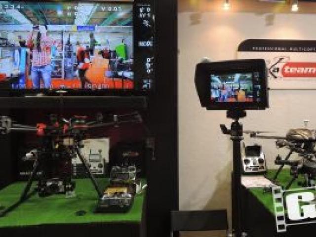 photovision 2015, drone, Giatrakos Chris, hexateam