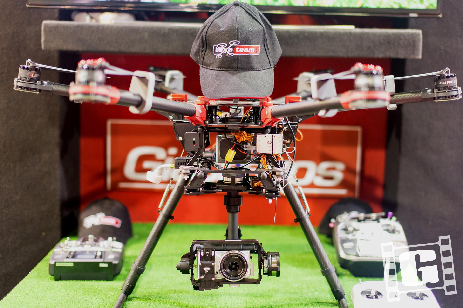photovision 2015, drone, Greece, SMIEA, Giatrakos Chris, hexateam