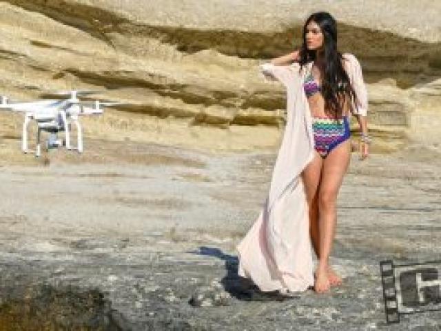 Claydee Lupa, Alena, Videoclip, Backstage, Photos, Chris Giatrakos, Milos Island