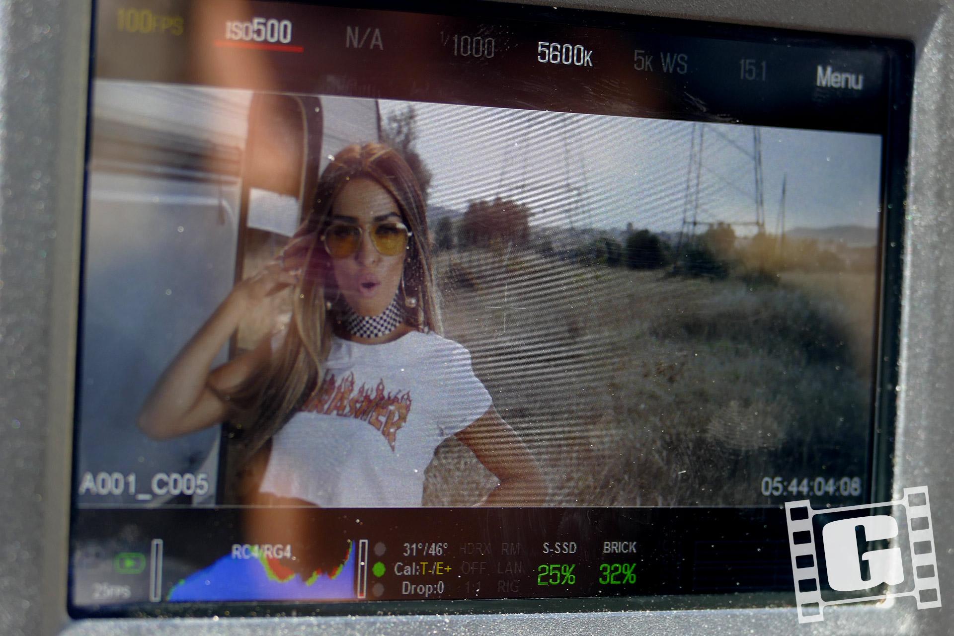 Eleni Foureira, ti koitas, Ελένη Φουρέιρα, φωτογραφίες, Chris Giatrakos, Backstage