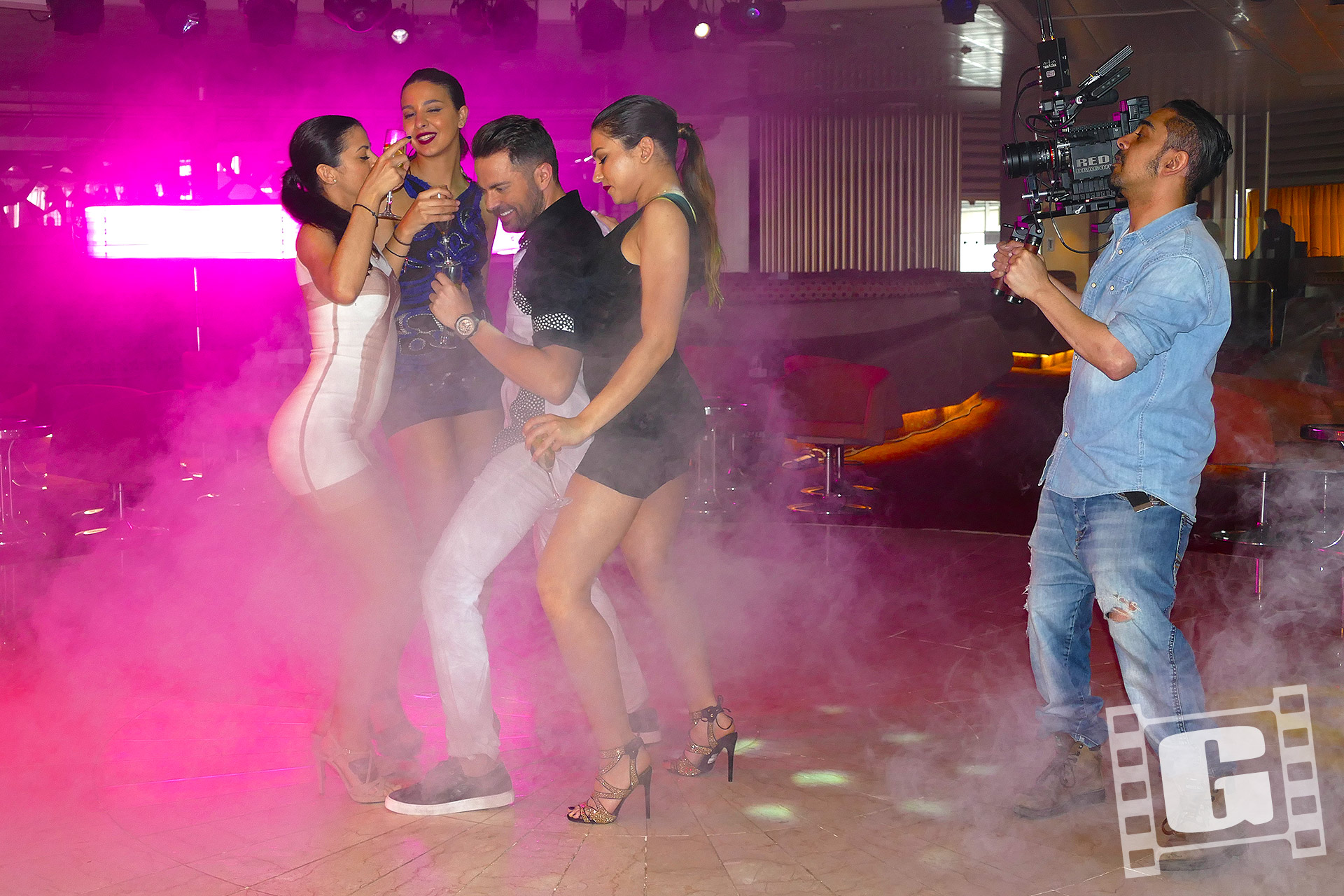 Ηλίας Βρεττός, Ανεβαίνω, Ilias Vrettos, Anevaino, videoclip, backstage, Chris Giatrakos, Photography