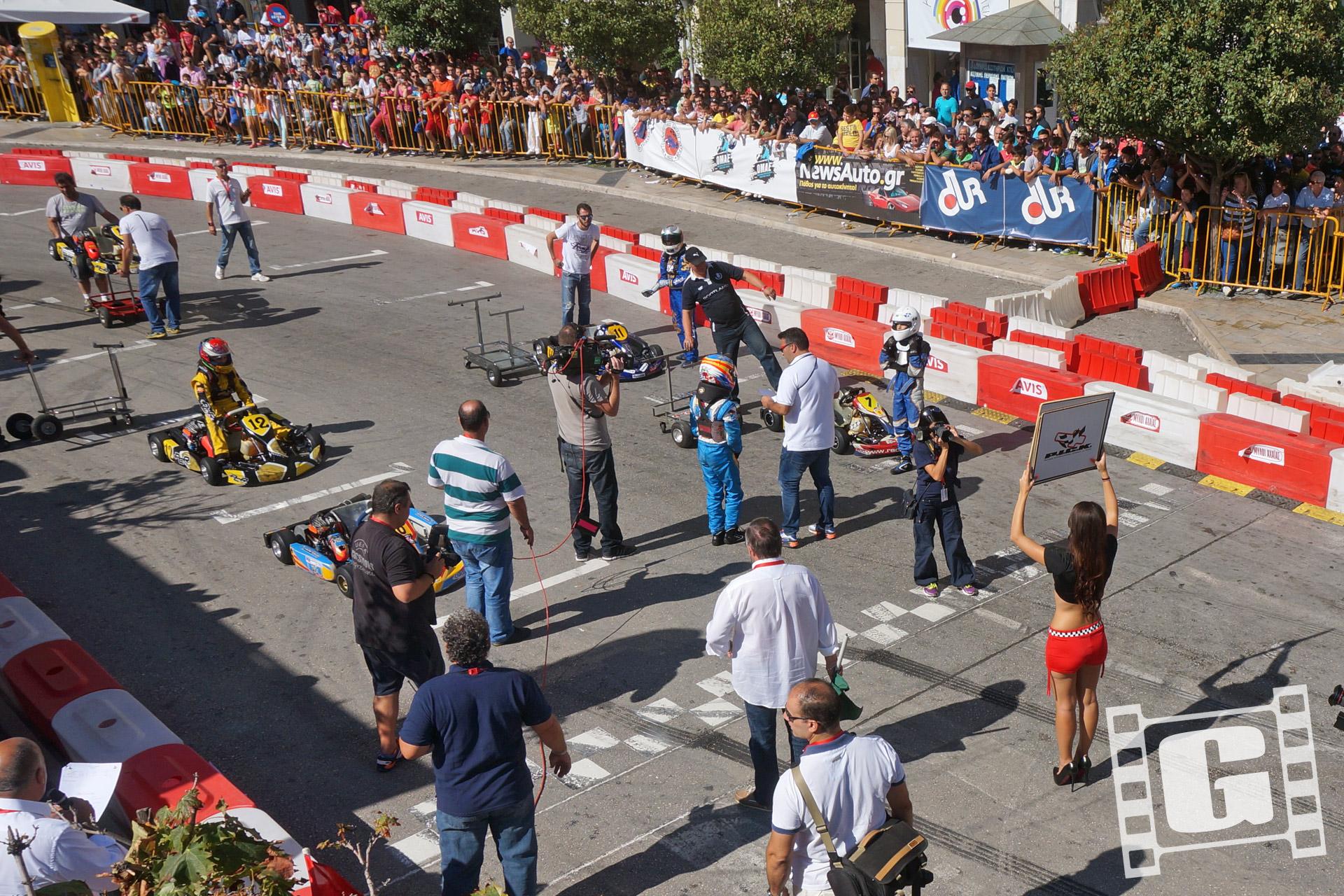 Pick Πάτρας Λουξ Cola, KART, patra, Chris Giatrakos, race