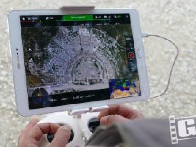 YouGoCulture, Act4Greece, Chris Giatrakos Aerial Filming