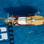 Yacht Cruising in Greece, M/S Astarte.