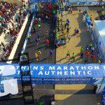 Athens Marathon, the authentic !