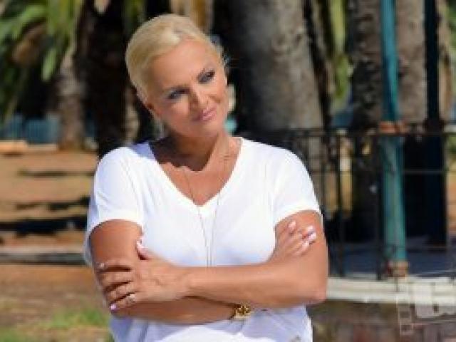 Χριστίνα ΛΑμπίρη, νέα εκπομπή, Εμείς, epsilon TV, backstage photos, Chris Giatrakos, Drone pilot