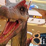 River West Dinosaur Event